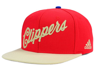 Los Angeles Clippers adidas NBA 2015 Christmas Day Snapback Cap