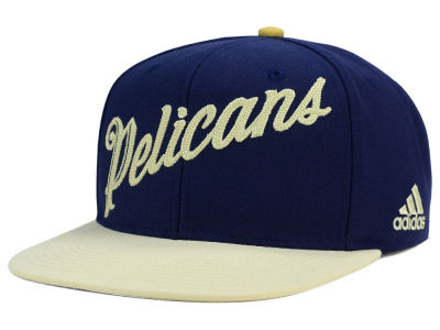 New Orleans Pelicans adidas NBA 2015 Christmas Day Snapback Cap