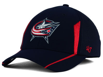Columbus Blue Jackets '47 NHL '47 Nexus Contender Cap