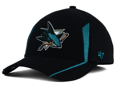 San Jose Sharks '47 NHL '47 Nexus Contender Cap