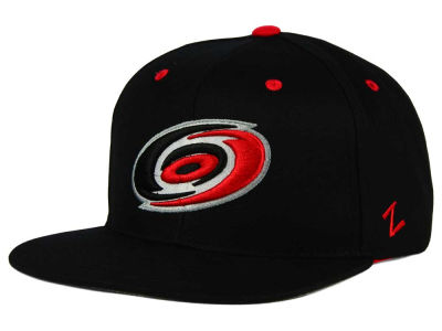 Carolina Hurricanes Zephyr NHL Snapback Hat