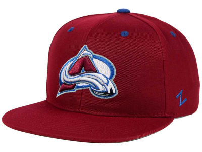 Colorado Avalanche Zephyr NHL Snapback Hat