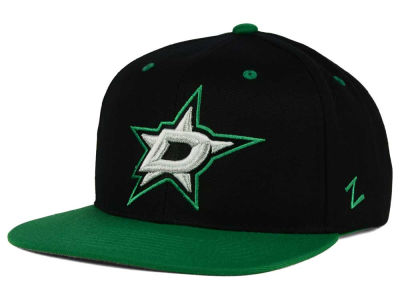Dallas Stars Zephyr NHL Snapback Hat