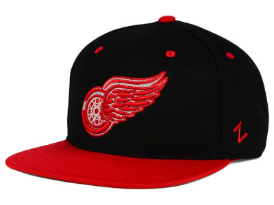 Detroit Red Wings Zephyr NHL Snapback Hat