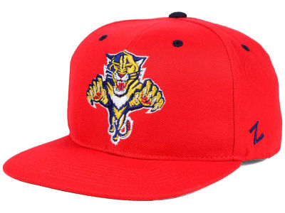 Florida Panthers Zephyr NHL Snapback Hat