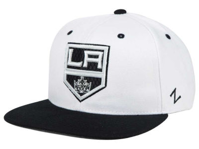 Los Angeles Kings Zephyr NHL Snapback Hat