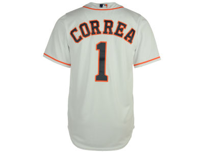 Houston Astros Carlos Correa Majestic MLB Men's Player Replica CB Jersey