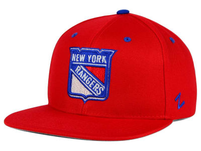 New York Rangers Zephyr NHL Snapback Hat