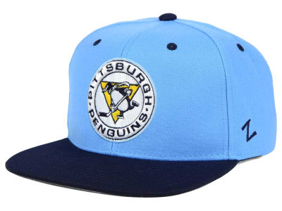 Pittsburgh Penguins Zephyr NHL Snapback Hat