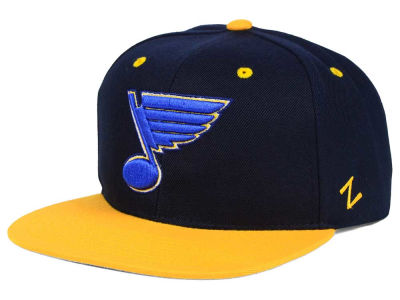 St. Louis Blues Zephyr NHL Snapback Hat