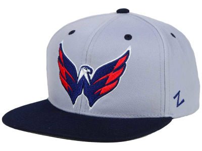 Washington Capitals Zephyr NHL Snapback Hat