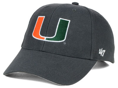 Miami Hurricanes '47 NCAA College World Series '47 MVP Cap