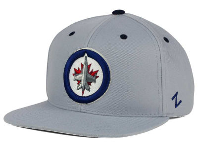 Winnipeg Jets Zephyr NHL Snapback Hat