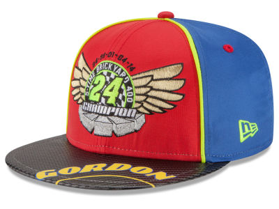 Jeff Gordon New Era 24 Brickyard Champ Collection 9FIFTY Snapback Cap