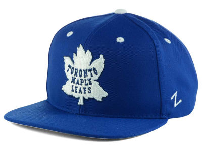 Toronto Maple Leafs Zephyr NHL Snapback Hat
