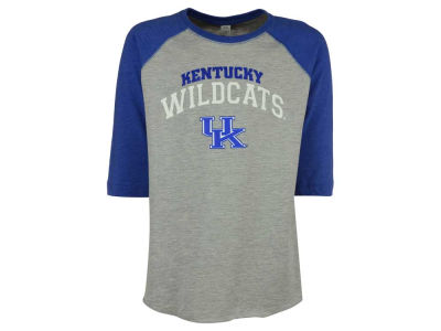 Kentucky Wildcats NCAA Youth Raglan Long Sleeve T-Shirt