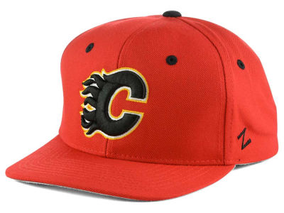 Calgary Flames Zephyr NHL Youth Snapback Hat