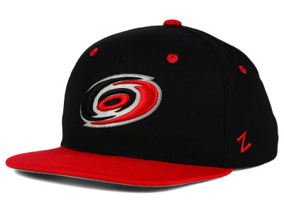 Carolina Hurricanes Zephyr NHL Youth Snapback Hat