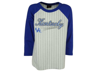 Kentucky Wildcats NCAA Youth 3/4 Sleeve Baseball Raglan T-Shirt