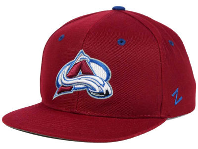 Colorado Avalanche Zephyr NHL Youth Snapback Hat