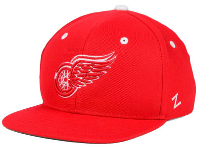 Detroit Red Wings Zephyr NHL Youth Snapback Hat