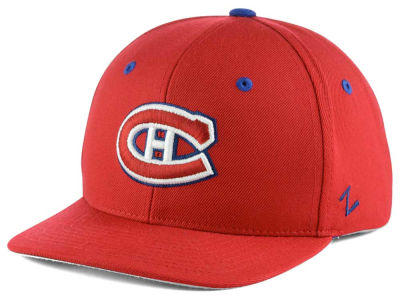 Montreal Canadiens Zephyr NHL Youth Snapback Hat