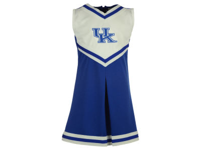 Kentucky Wildcats NCAA Youth Girls V-Front Cheer Dress
