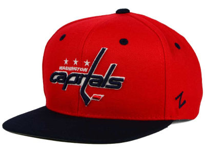Washington Capitals Zephyr NHL Youth Snapback Hat