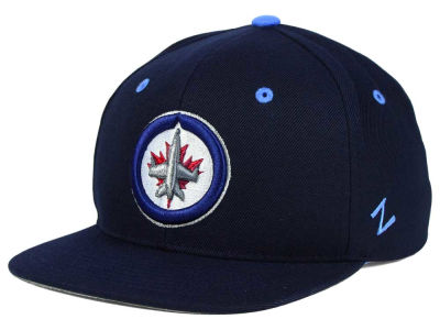 Winnipeg Jets Zephyr NHL Youth Snapback Hat