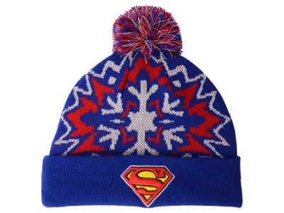 Superman DC Comics Glowflake 2.0 Knit