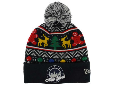 New York Flagship Ugly Sweater Knit