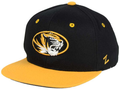 Missouri Tigers Zephyr NCAA Z11 Kids Snapback Hat