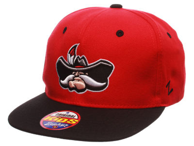 UNLV Runnin Rebels Zephyr NCAA Z11 Kids Snapback Hat
