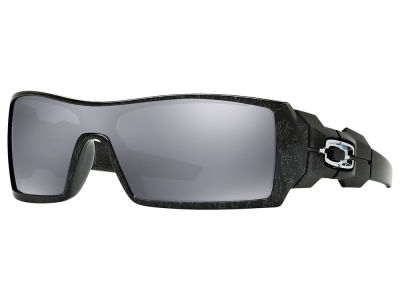 Oakley Oil Rig Pol Black Sunglasses