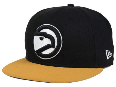 Atlanta Hawks New Era NBA HWC Nu Viz 9FIFTY Snapback Cap