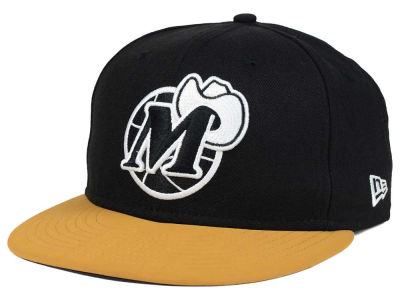 Dallas Mavericks New Era NBA HWC Nu Viz 9FIFTY Snapback Cap