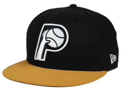 Indiana Pacers New Era NBA HWC Nu Viz 9FIFTY Snapback Cap