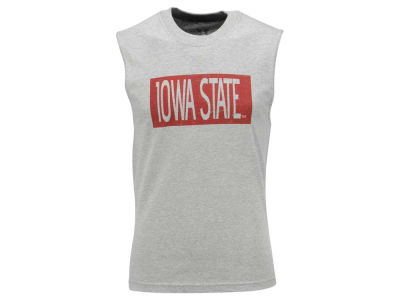 Iowa State Cyclones NCAA Men's Boxed In Sleeveless Muscle T-Shirt