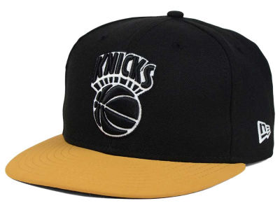 New York Knicks New Era NBA HWC Nu Viz 9FIFTY Snapback Cap