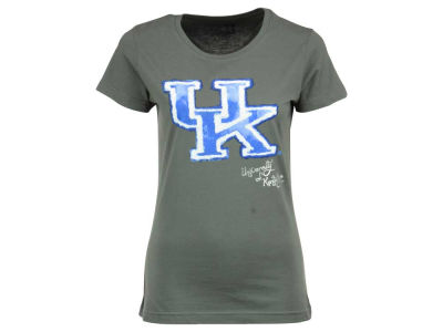 Kentucky Wildcats NCAA Women's Water Color Logo T-Shirt
