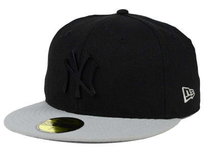 New York Yankees New Era MLB Matte Metal 59FIFTY Cap
