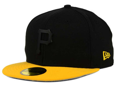 Pittsburgh Pirates New Era MLB Matte Metal 59FIFTY Cap