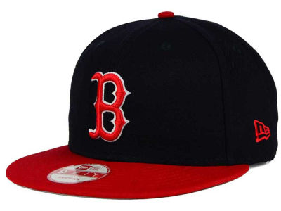 Boston Red Sox New Era MLB Boston Pack Series 9FIFTY Snapback Cap