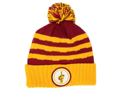 Cleveland Cavaliers Mitchell and Ness NBA Quilted Hi Five Knit