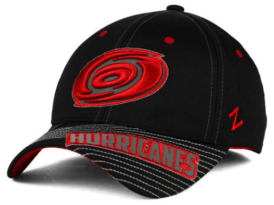 Carolina Hurricanes Zephyr NHL Slant Flex Hat
