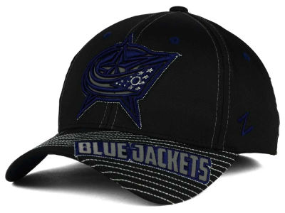 Columbus Blue Jackets Zephyr NHL Slant Flex Hat