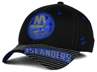 New York Islanders Zephyr NHL Slant Flex Hat