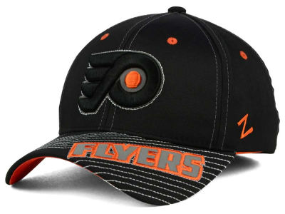 Philadelphia Flyers Zephyr NHL Slant Flex Hat