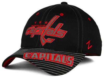 Washington Capitals Zephyr NHL Slant Flex Hat