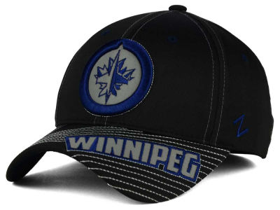 Winnipeg Jets Zephyr NHL Slant Flex Hat
